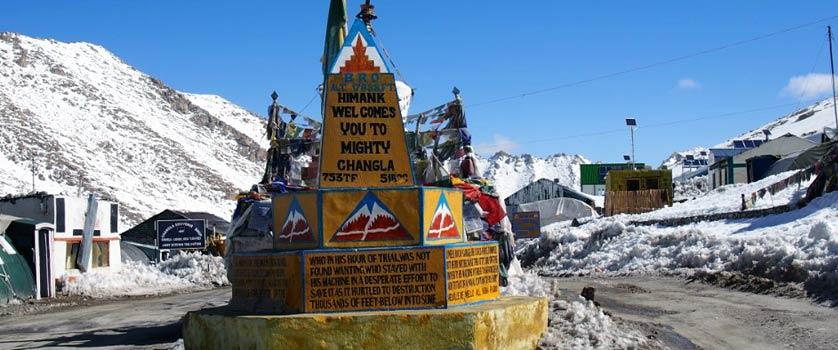 chang la pass ladakh